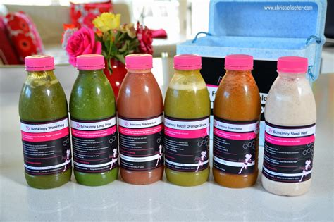 Juice Detox Diet Reviews by Christie Fischer Review Schkinny Maninny Juice Cleanse