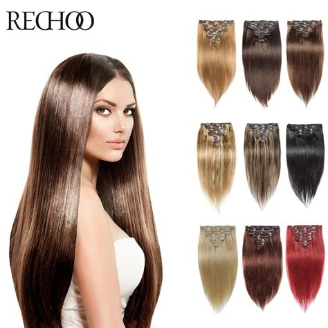 color hair extensions clip in 613 mix color human hair clip 100 200 gram clip