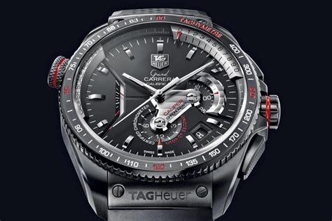 Tag Heuer Grand Calibre 36 Wb For tag heuer grand calibre 36 rs caliper chronograph auto express
