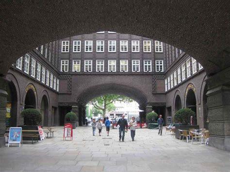 chilehaus hamburg architecture fritz hoeger  architect