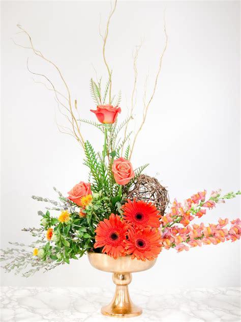 55 Easy Flower Arrangement Decoration Ideas Pictures 37 Easy Fall Flower Arrangement Ideas Hgtv