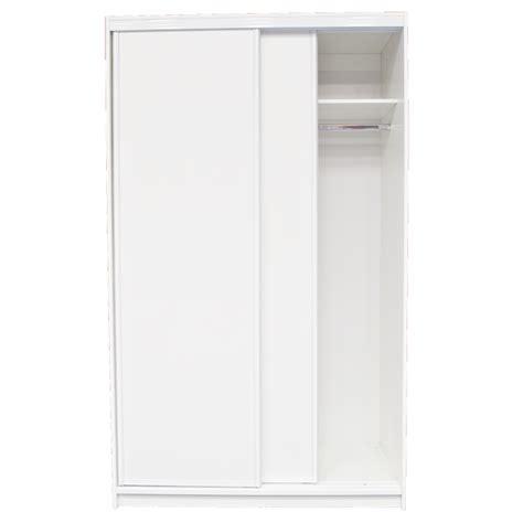Bunnings Wardrobe Doors by Bedford 2 Door Wardrobe Unit Bunnings Warehouse