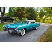 Cadillac  DeVille SHOW CAR 1967 FULLY RESTORED
