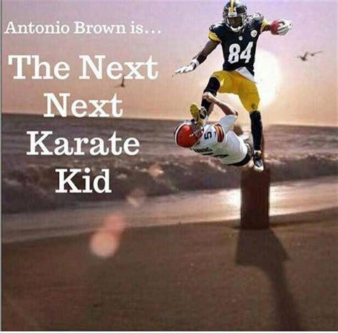 Antonio Brown Meme - kicked quotes like success