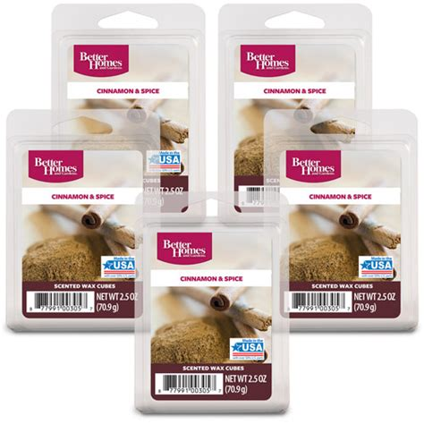 Better Homes And Gardens Wax Cubes by Better Homes And Gardens Wax Cubes Cinnamon Spice 5 Pack