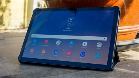 comparativa y tablet samsung samsung galaxy tab s4 review the pro rival you ve been waiting for tech advisor
