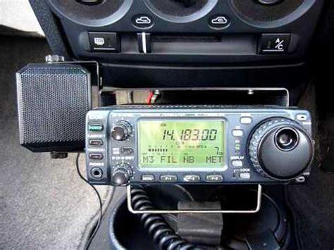 radio mobile ham radio mobile