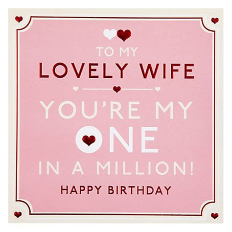 printable birthday cards for a wife card invitation design ideas romantic wife birthday card