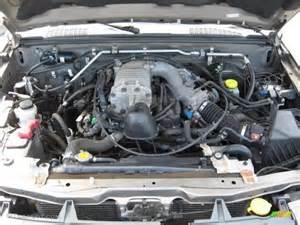 Nissan Xterra Motor 2004 Nissan Xterra Se Supercharged 4x4 3 3 Liter