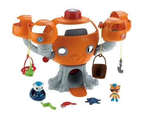 amazon toys amazon com fisher price octonauts octopod playset toys