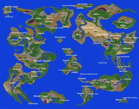 7 world map s den gt warrior vii psx gt maps
