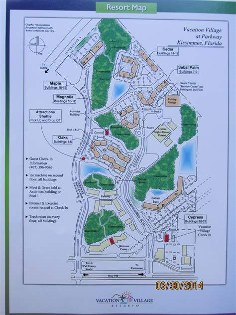 vacation village at parkway floor plan vacation village at parkway timeshare users group