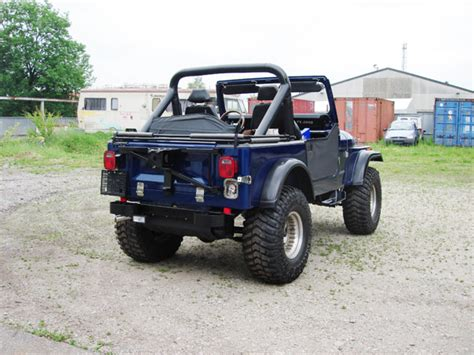 Jeep Cj7 Lackieren by Jeep Cj7 Restaurierung