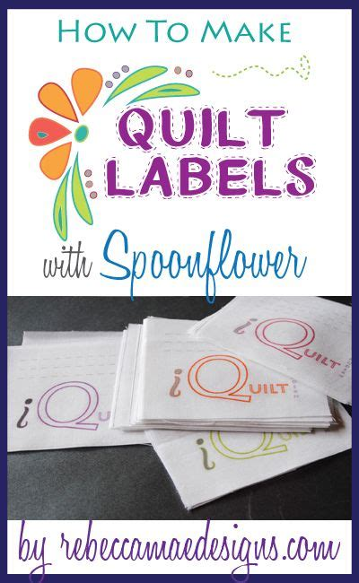 fcg printable label fabric 1000 ideas about how to make quilts on pinterest quilt