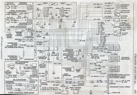 1971 dodge challenger wiring diagram wiring diagram