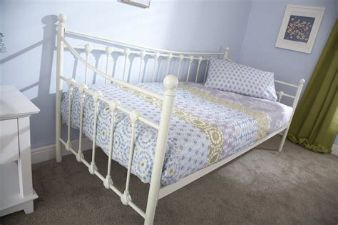 Single Day Bed by Milan Bed Company 3ft Single Day Bed