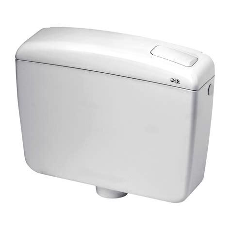 cassetta wc cassetta a zaino plus 1 mono tasto con risparmio d acqua