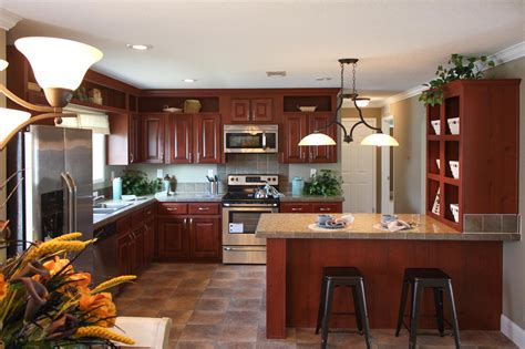 wide mobile homes interior pictures single kitchen cabinet wayne frier mobile homes byron ga