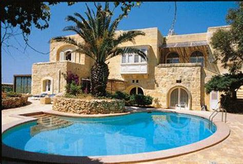 buy house in malta homes in malta with pools gardens