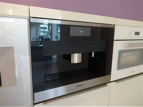 einbau kaffeeautomat kaffeevollautomaten cva6800 edelstahl miele einbau