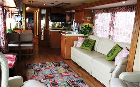 remodeling your rv living area gt rocky mountain rv