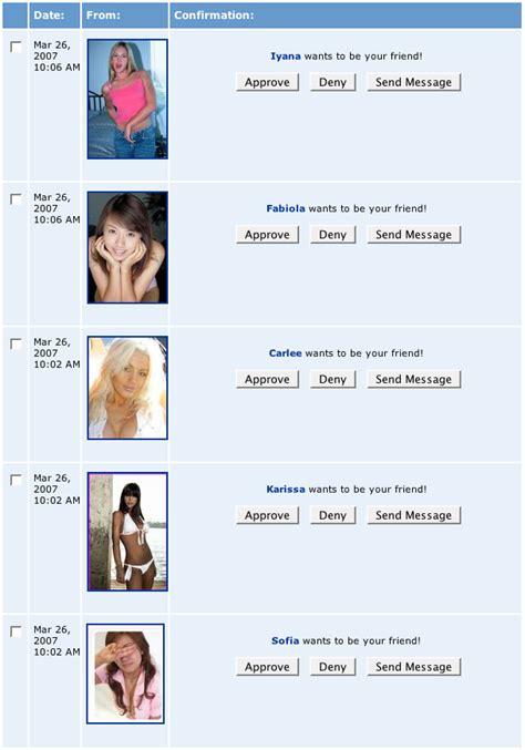 Myspace Search For Myspace Profile Driverlayer Search Engine