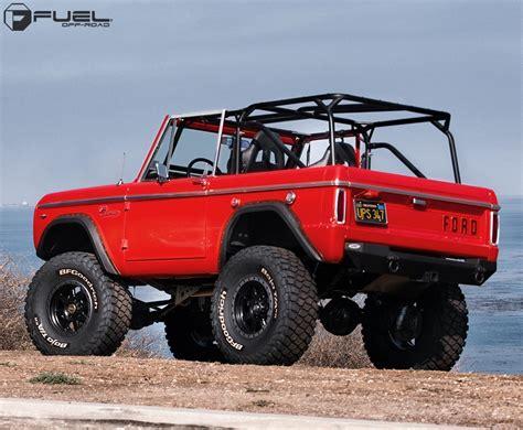 bronco trophy truck ford bronco trophy d551 gallery fuel road wheels
