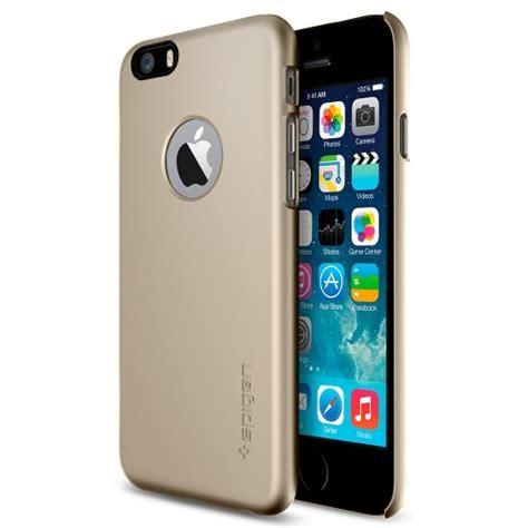 Iphone 7 47 Inch Spigen Thin Fit Gold spigen iphone 6 thin fit a series gold mobile