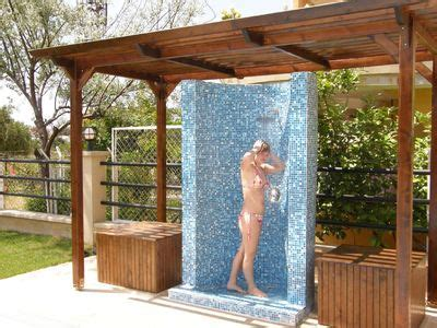 open air shower need help finding holiday rentals live the destination