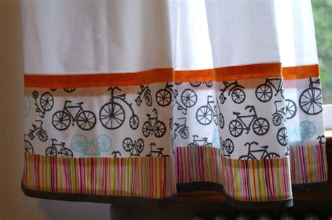 nursery curtains neutral orange bicycle nursery gender neutral curtains baby flip