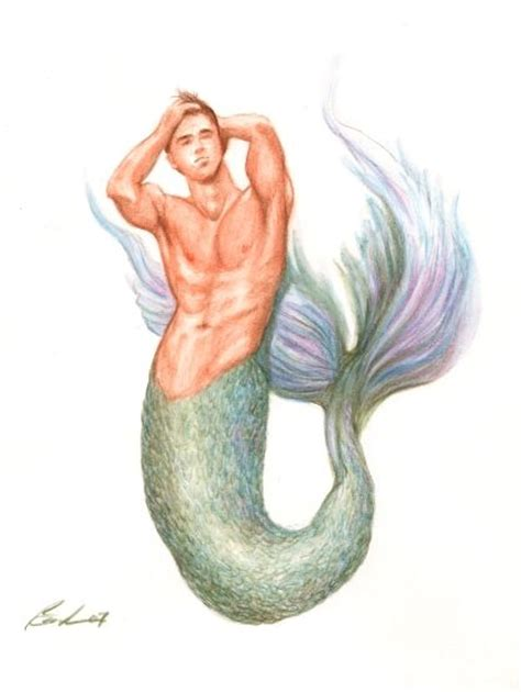 merman tattoo 17 best images about bruce lennon on mermaids