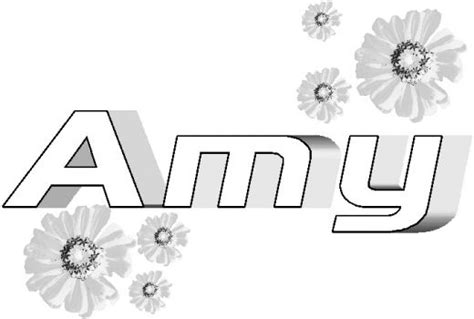 name coloring pages amy coloringstar