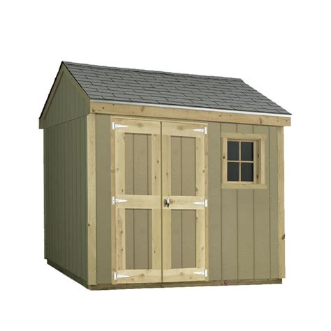 Smart Sheds by Sheds Usa Installed Hide A Way 8 Ft X 10 Ft Smart Siding