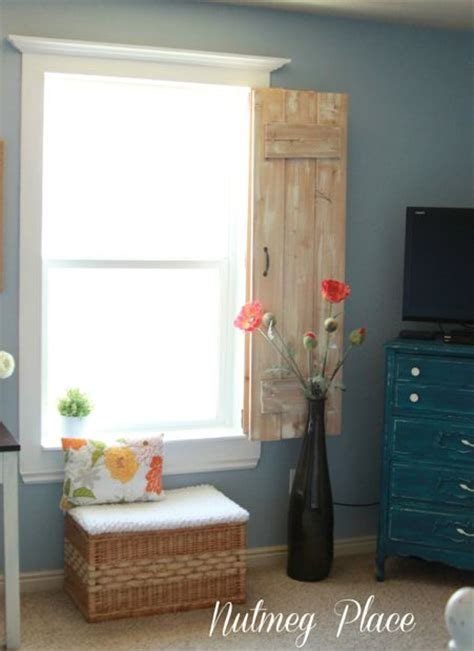 diy window shutters interior 18 do it yourself projects home stories a to z