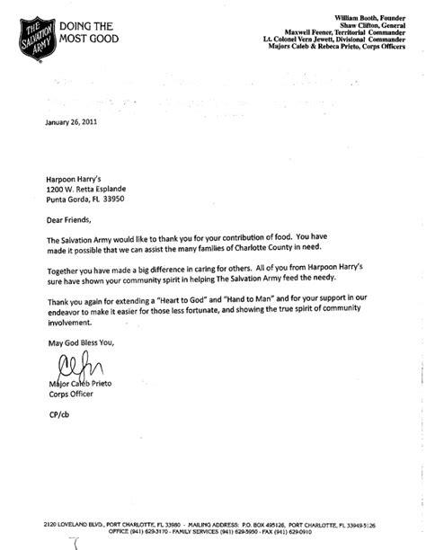 Thank You Letter Volunteer Work Thank You Letters Smugglers Enterprises Inc Foundation