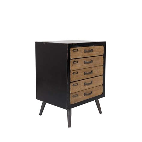 Commode M by Commode Vintage 3 Tiroirs Sol M Par Drawer Fr