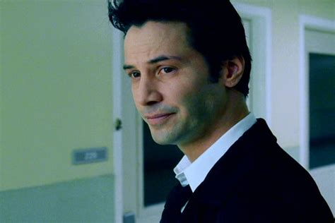 keanu reeves wanted to play constantine again