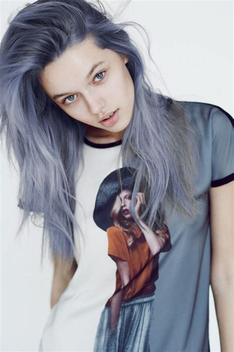 dyed hairstyles tumblr 10