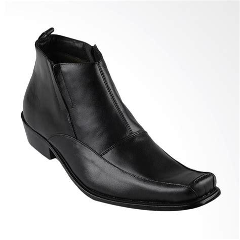 Marelli Sepatu Boots Hz 114 Hitam jual marelli ankle boots sepatu pria hitam hz 111