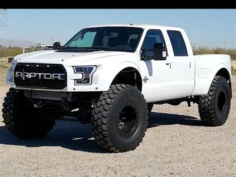 How Much For A Ford Raptor by The Ford F250 Mega Raptor Costs How Much