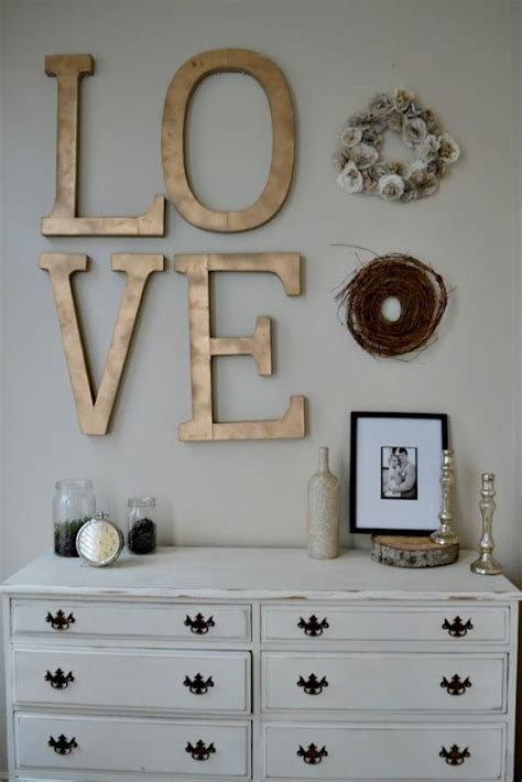 5 ideas incre 237 bles para decorar con letras las