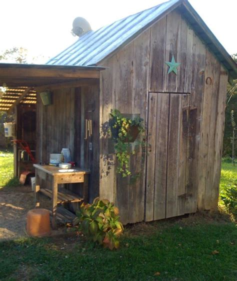 cool backyard sheds picture of rustic garden shed