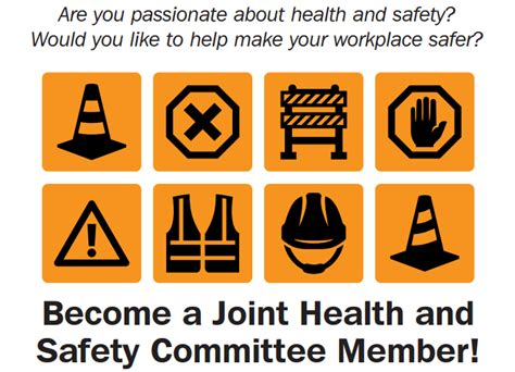 joint health and safety committee become a joint health safety committee member cupe 4705