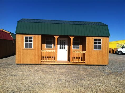 Weather King Shed by Tucson Portable Buildings 520 987 0111