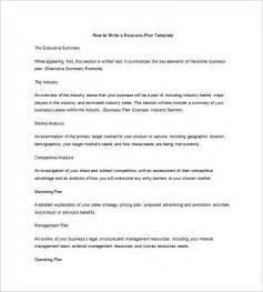 business plan outline template business plan outline template 8 free word excel pdf