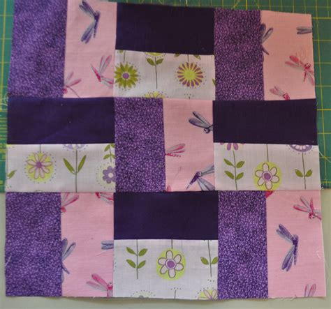 Quilting Blocks For Beginners by Richard And Quilts Beginners Quilt Along Block 2