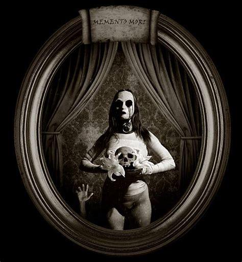 memento mori creepy