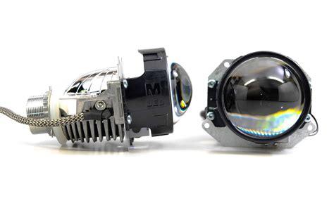 bi led morimoto m led led headlight retrofit projectors