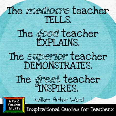 Education Quotes Quotes For Teachers - inspirational quotes teachers quotesgram