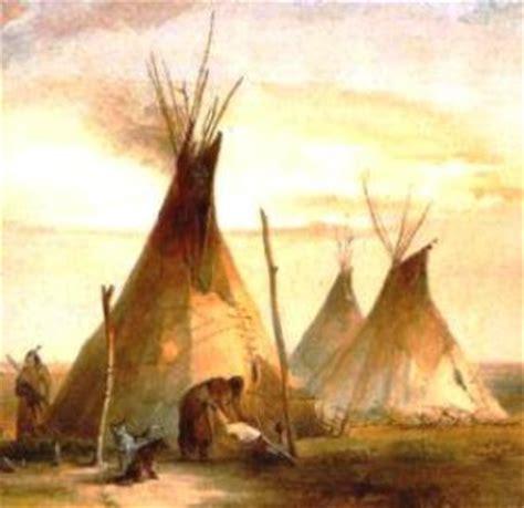 native american houses native american houses for kids